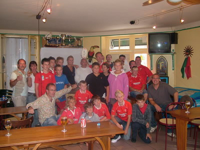 rugby teams in the bar